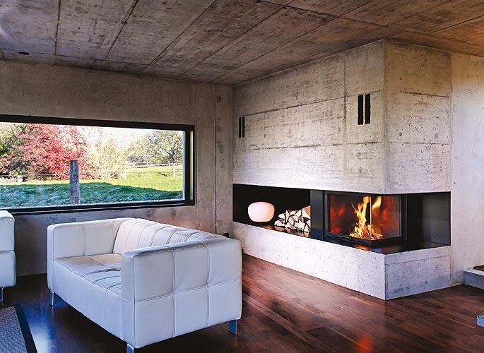 brenn architekturkamine. Black Bedroom Furniture Sets. Home Design Ideas